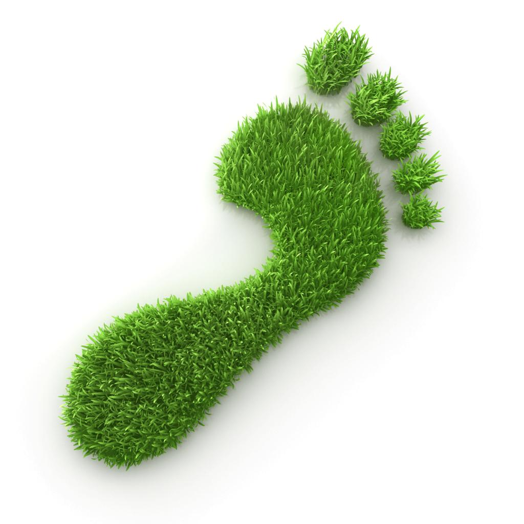 Nachhaltigkeit wird auch bei uns groß geschrieben!